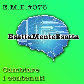 Socialmedia: cambiarne i contenuti in maniera etica #076