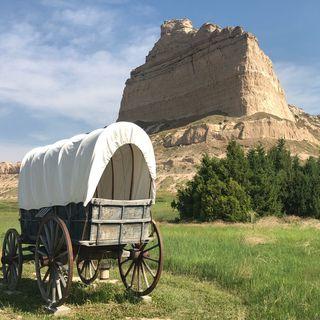 Exploring Historic Northwest Nebraska - Debbie Stone on Big Blend Radio