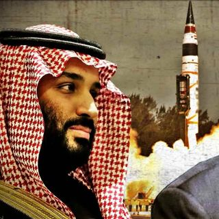 Saudi's Go Nuclear Under US Guidance