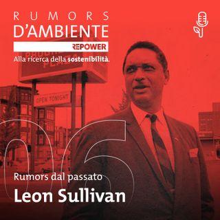 Leon Sullivan: il padre della finanza sostenibile