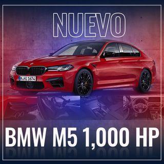 Nuevo BMW M5 1,000 HP