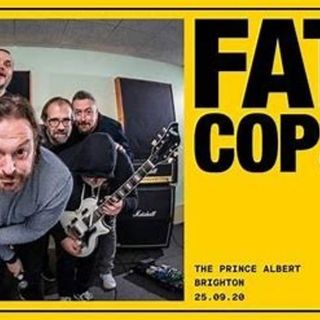 Interview with Al Murray, Comedian & his band Fat Cops