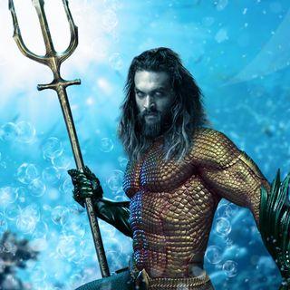Aquaman, um novo filme de terror?
