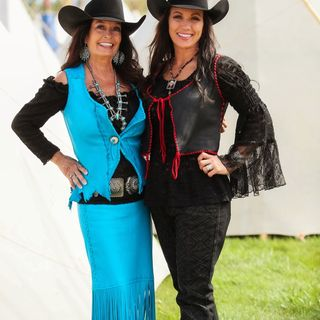The CB Cowgirls
