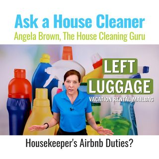 Left Luggage after Late Airbnb Checkout, What Now? - Vacation Rental Mailbag
