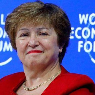 RADAR. FMI, Kristalina Georgieva y situación actual. Enviada especial Yaneth Ma. Rada.