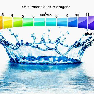 Beneficios de tomar agua alcalina - Parte 1