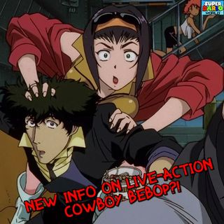 New Information About Netflix's Cowboy Bebop