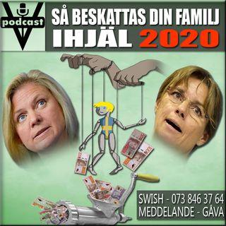 SÅ BESKATTAS DIN FAMILJ IHJÄL 2020