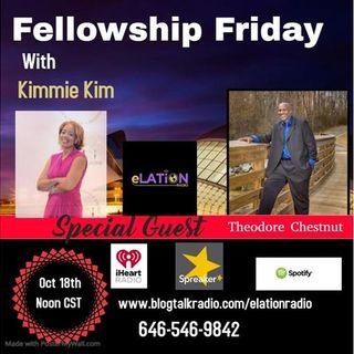 Fellowship Friday With Kimmie Kim