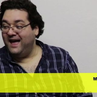 80% jokes, 110% Bad at Math: Comedian/Poet Mike Cecconi on the Hangin With Web Show
