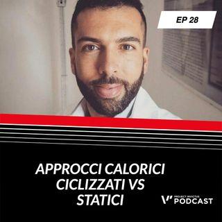 Invictus podcast ep. 28 - Gamal Soliman - Approcci calorici ciclizzati vs statici