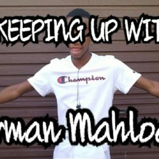 Keeping Up With Norman Mahloane