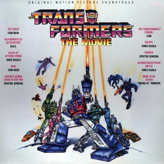 Metal Hammer of Doom: Transformers: The Movie Soundtrack Review