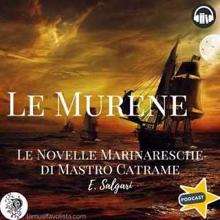 LE NOVELLE MARINARESCHE DI MASTRO CATRAME • 11 ☆ E- Salgari ☆ Audiolibro ☆