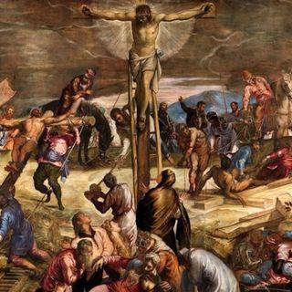 58 - La morte di Cristo sulla Croce come vero sacrificio