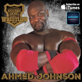 TMPToW: Ahmed Johnson