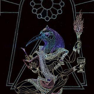 Tavola IV di Thoth - La nascita dello spazio [lettura e commento]