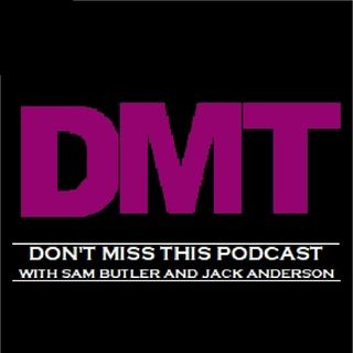 #1 - Come Do a Little DMT with Jacky D and Sammy B!