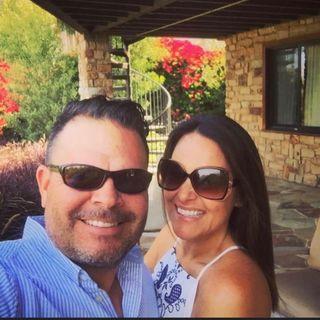 Elaine and Abe Romero
