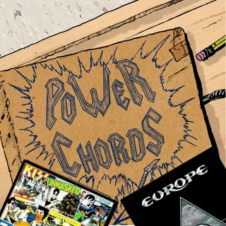Power Chords Podcast: Track 7--KISS and Europe