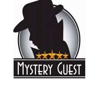 Mystery Guest Number Two, What Is Your Name?