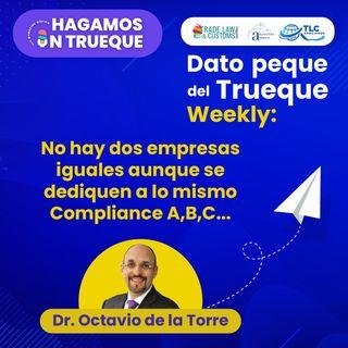 E19 El dato peque Weekly: No hay dos empresas iguales aunque se dediquen a lo mismo  Compliance A,B,C...