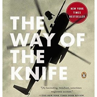 """The author of """"The way of the Knife"""" CIA and secret operations"""