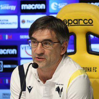 Mister Juric verso #BeneventoVerona | 1 marzo 2021