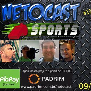 NETOCAST 1203 DE 09/10/2019 - ESPORTES - FUTEBOL - TÊNIS - WNBA - NBA - NFL - RUGBY - UFC - BELLATOR