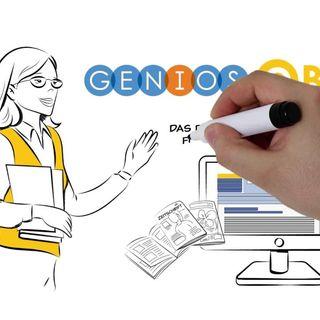 98. Genios ist genial - von digitalem Zeitungslesen, Katja Oskamp, dem Tag des Buches und einer jüdischen Buchpremiere