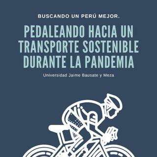 Pedaleando hacia un transporte sostenible durante la pandemia.