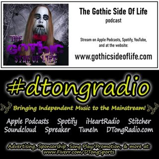 #NewMusicFriday on #dtongradio - Powered by GothicSideOfLife.com