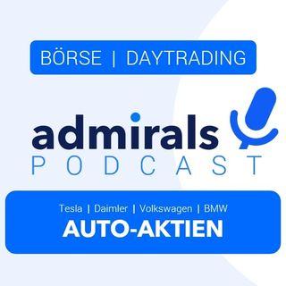 Die Autoaktien 🔵 Tesla, Daimler, BMW und Volkswagen 🔵 Analyse, Ausblick und Trading