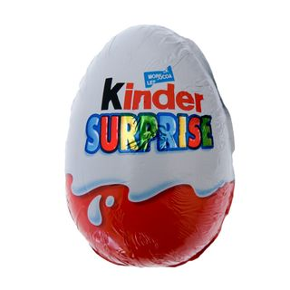 Snacktime! 19: Kinder Eggs