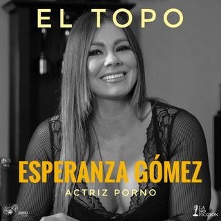 Esperanza Gómez fuera del set