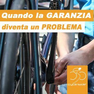 Biciclette: garanzie e  problemi? Consigli