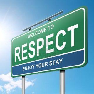 Rispetta e sarai rispettato