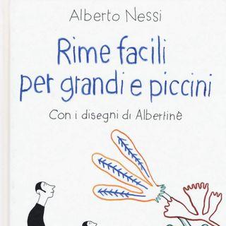 """Alberto Nessi """"Rime facili per grandi e piccini"""""""