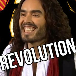 Russell Brand May Start a Revolution