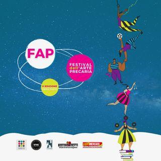 FAP festival dell'arte precaria 2021