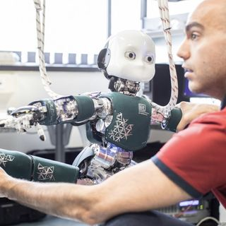 Il robot umanoide dell'IIT si prepara a volare: nasce IronCub