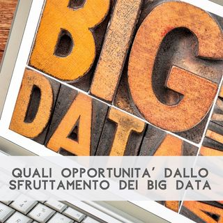 📒 La grande opportunità dei Big Data nel real estate- VLOG#40