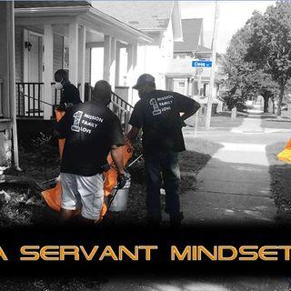 A Servant Mindset