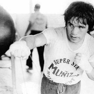 Boxing Legends Show: Former Welterweight Contender Armando Muniz