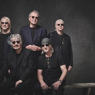 DEEP PURPLE Interview