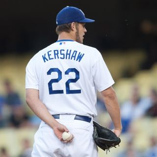 More health problems for Clayton Kershaw.