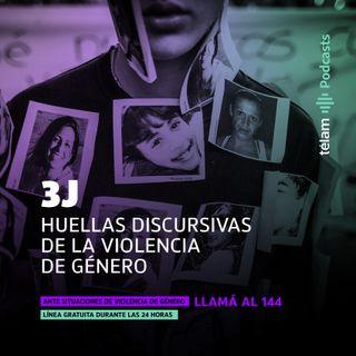 Huellas discursivas de la violencia de género