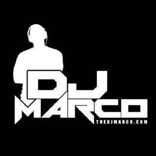 DJ MARCO #REGUETON 2018