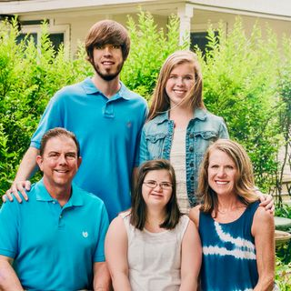 Dad to Dad 139 - Lyle Liechty's Daughter with Down syndrome Inspired Him To Help Create DADS (Dads Appreciating Down Syndrome)